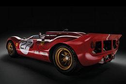 Une Ferrari 330 P4 en vente!