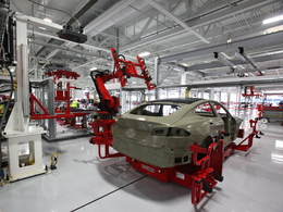 Tesla : les pertes augmentent