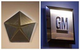 Rallonge fédérale de 5.5 milliards de $ pour GM et Chrysler