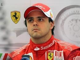 F1 : Felipe Massa prolongé d'un an chez Ferrari