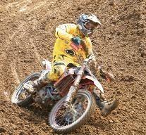 Loic Leonce roulera sur Suzuki en 2010