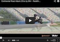 Continental ContiRoadAttack 2 Evo en vidéo