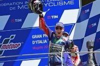 MotoGP -  Italie J.3 : la cinquième en six ans pour Lorenzo