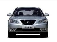 Future Hyundai Sonata Phase 2 / i40