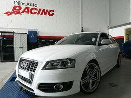 Presque 400 chevaux pour l'Audi S3 Dijon Auto Racing