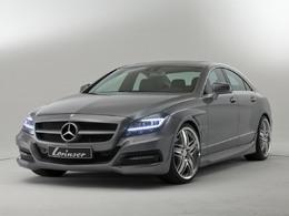 Lorinser passe un survet' à la Mercedes CLS