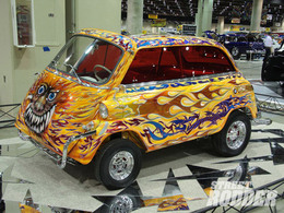 Autorama 2009, la Mecque du hot rod