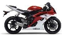 Yamaha R6 2009 : nouveaux coloris