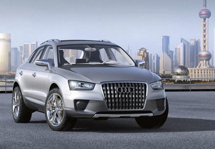 Futur Audi Q3 : fabriqué en Espagne, vendu dès 2011