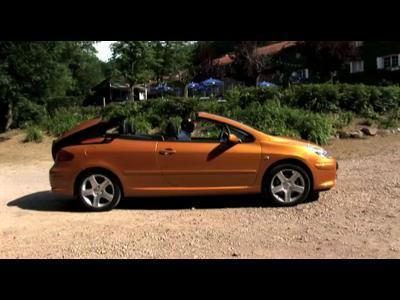 Essai Peugeot 307 CC 2.0 HDI