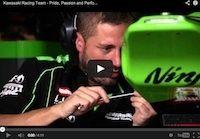 Video Kawasaki Racing Team: Pride, Passion and Performance