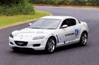 Mazda RX8 Hydrogen RE : et de cinq !