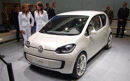 VW produira sa petite citadine Up! en Slovaquie