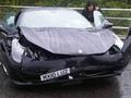 Ferrari 458 Italia : encore une de moins
