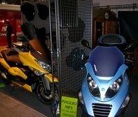 Salon de Milan 2009 en direct: Ermax habille votre deux-roues.
