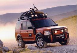 C'est parti pour la 2e édition du Land Rover G4 Challenge
