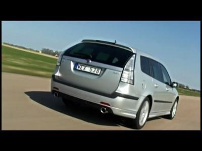 Saab 9.3 Sport-Hatch : un vrai break de chasse