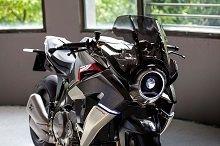 Concept - Honda : Drudi se lance dans la moto !