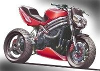BFO : la naissance d'une moto.