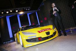 Peugeot lance la Coupe Peugeot RC Total Diester