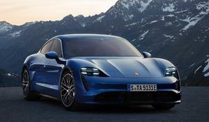 """Porsche annonce que son """"futur est électrique"""""""