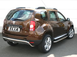 Le Dacia Duster a trouvé son tuner: Elia