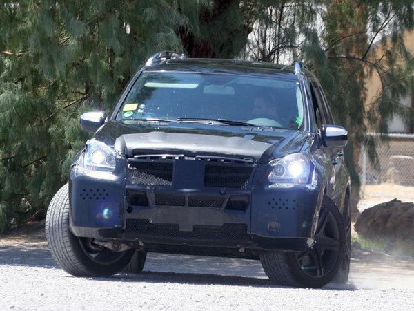 Une version AMG pour le Mercedes GL?