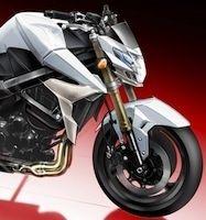 Le nouveau Suzuki GSR s'affichera au Mondial de l'Automobile...