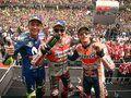 MotoGP - Catalogne J.3: Rossi capitalise