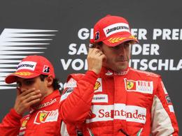 F1 - Pour Piquet Jr et Berger, Ferrari devait ordonner à Massa de laisser passer Alonso en Allemagne