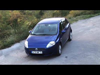 Fiat Grande Punto : grande sous tous rapports