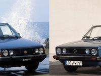 Fiat Ritmo Cabriolet vs Volkswagen Golf Cabriolet: des youngtimers abordables pour rouler au soleil