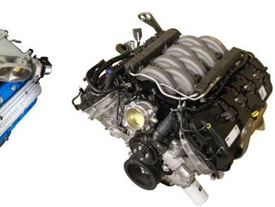 Les nouveaux blocs Ford 5.0 L et 5.4 L a compresseur disponibles à la vente