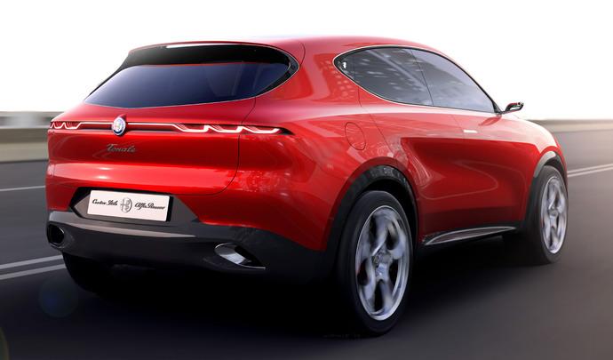 Alfa Romeo Tonale: lancement en juin2022