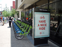 Système de vélos en libre-service BIXI : une tournée effectuée aux Etats-Unis