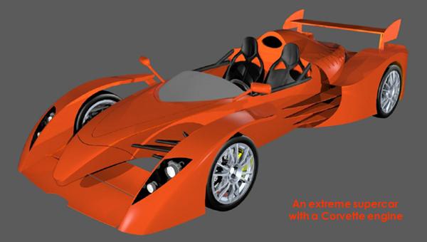 Innotech Aspiron: 730ch/800 kg pour la Caparo T1 tchèque