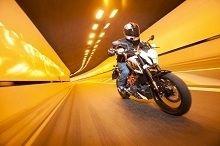 Actualité moto - En direct du salon de Milan: Un peu plus de KTM Duke 390