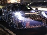 Maserati montre un prototype de sa future sportive