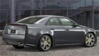 Cadillac CTS-V II: 500 ch + transmission intégrale