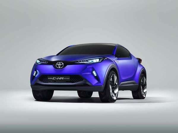 Toyota dévoilera un crossover compact en 2016 à Genève
