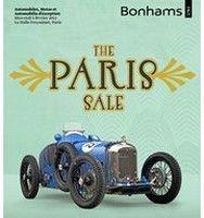 La vente aux enchères Bonhams à Paris repoussée d'une journée.