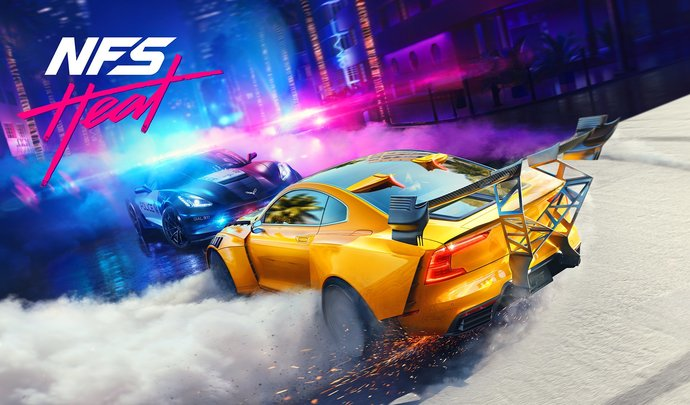 Test : Need for Speed Heat