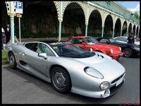 Photo du jour: Lamborghini Supercar Celebration (8/13) - Jaguar XJ220 S