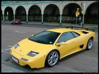 Photo du jour: Lamborghini Supercar Celebration 9/13 - Lamborghini Diablo VT