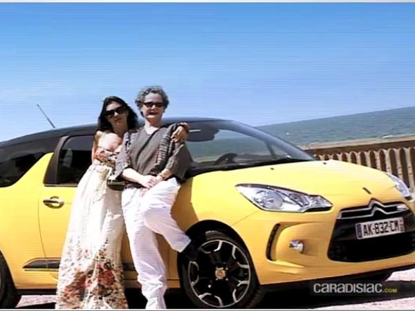 Nos drôles de dames s'intéressent à la Citroën DS3