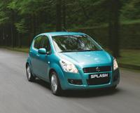 Une nouvelle finition sur la Suzuki Splash