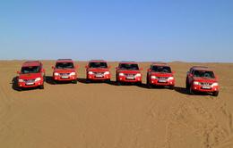 Nissan aventure Maroc : destination désert