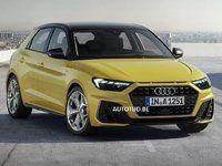 Scoop : la nouvelle Audi A1 en fuite