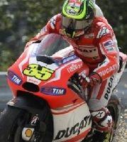 Moto GP – Ducati: Cal Crutchlow souffre de l'épaule gauche