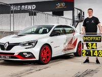 Nouveau record pour la Renault Mégane RS Trophy-R